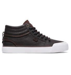 Evan Hi - High-Top Leather Shoes  ADJS300189