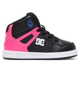 Rebound UL - Mid-Top Elastic-Laced Shoes for Toddlers  ADOS700026