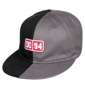 Switch Off - Snapback Cap for Men ADYHA03755 Mens Hats \u0026 Caps Complete Collection | DC Shoes