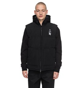 Sk8Mafia - Padded Gillet for Men  ADYJK03042