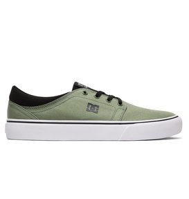 DC Shoes Damen Trase Platform TX SE Sneaker, Beige (Taupe Tau), 41 EU