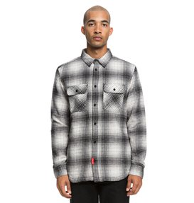 Ombre Flannel - Long Sleeve Shirt for Men  ADYWT03065