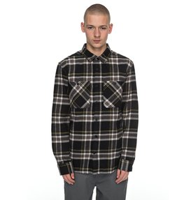 DC CAMISA CHRIS COLE FLANNEL IMP  BR62291158