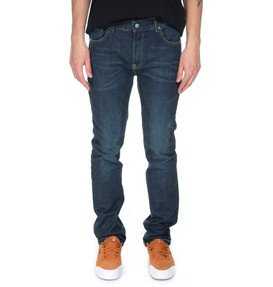 DC CALCA JEANS STRAIGHT BLUE  BR63331597