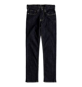 Worker Indigo Rinse - Slim Fit Jeans for Boys 8-16  EDBDP03036