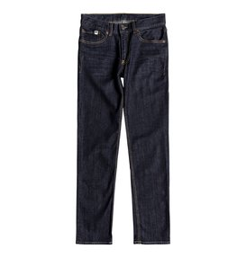Worker Indigo Rinse - Slim Fit Jeans  EDBDP03049