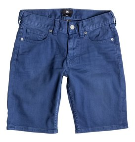 Colour Straight - Denim Shorts  EDBDS03004