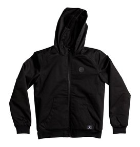 Ellis - Hooded Water-Resistant Jacket  EDBJK03022