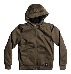 Ellis - Hooded Water-Resistant Jacket for Boys 8-16  EDBJK03022