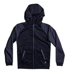 Wentley - Zip-Up Polar Hoodie  EDBPF03008