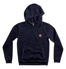 Elby - Half Zip Polar Hoodie  EDBPF03009