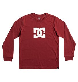 Star - Long Sleeve T-Shirt for Boys 8-16  EDBZT03232