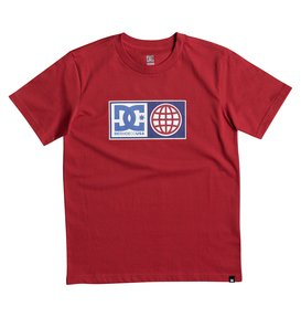 Global Salute - T-Shirt for Boys 8-16  EDBZT03273