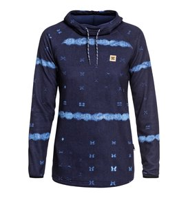 Salem - Technical Hoodie for Women  EDJFT03060
