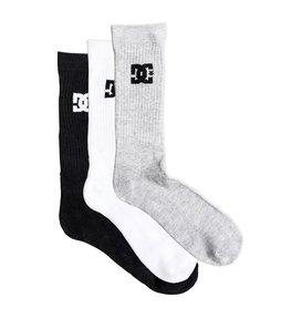 DC - Crew Socks for Men  EDYAA03149