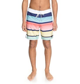 "No Lies Scallop 18"" - Board Shorts  EDYBS03072"