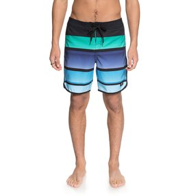 "No Lies Scallop 18"" - Board Shorts for Men  EDYBS03072"