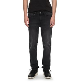 Worker Medium Grey - Slim Fit Jeans for Men  EDYDP03333