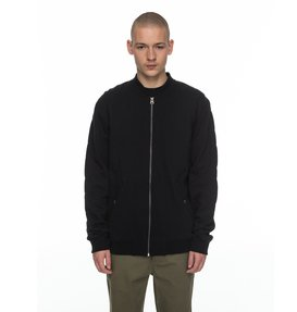 Leland - Quilted Jersey Bomber for Men  EDYFT03310