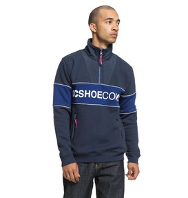 Clewiston - Half-Zip Mock Neck Sweatshirt for Men  EDYFT03391