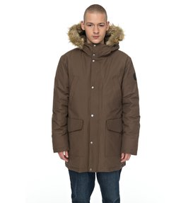 Bamburgh - Parka Jacket for Men  EDYJK03125