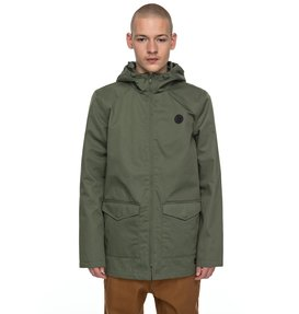 Oxford - Water-Resistant Field Jacket  EDYJK03127