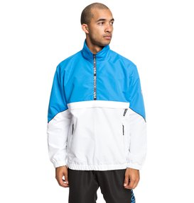 Tipton - Water-Resistant Half-Zip Track Jacket for Men  EDYJK03189