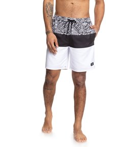 "Fools Gold 18"" - Swim Shorts  EDYJV03024"