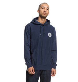 Hoodsport - Long Sleeve Hooded Polo Top for Men  EDYKT03416