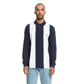 Crosstown - Long Sleeve Polo Shirt  EDYKT03424