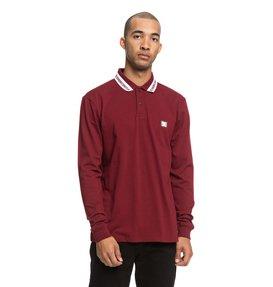 Brookings - Long Sleeve Polo Shirt  EDYKT03425
