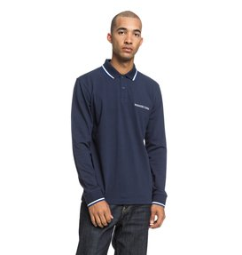 Lakebay - Long Sleeve Polo Shirt for Men  EDYKT03428