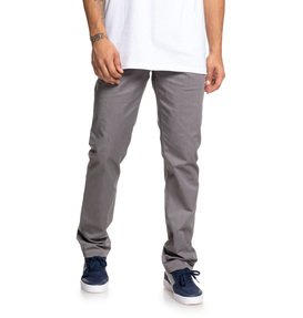 WORKER STRAIGHT CHINO HEATHER  EDYNP03133