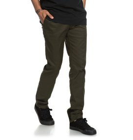 Worker - Slim Fit Chinos  EDYNP03135