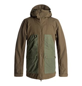 Summit - Snow Jacket for Men  EDYTJ03041