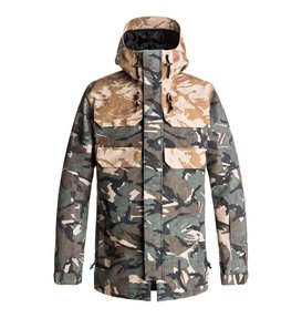 Haven - Snow Jacket  EDYTJ03042