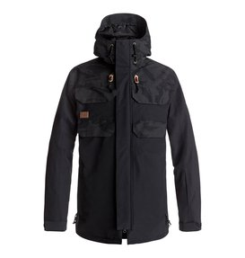 Haven - Snow Jacket for Men  EDYTJ03042