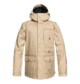 Servo - Parka Snow Jacket for Men  EDYTJ03071