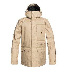 42486fc12c Servo - Parka Snow Jacket for Men EDYTJ03071