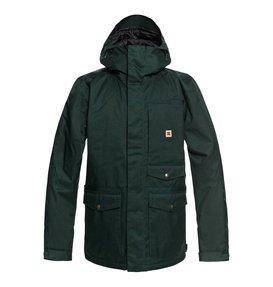 377358d3cd ... Servo - Parka Snow Jacket for Men EDYTJ03071