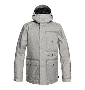 674300dca1 ... Servo - Parka Snow Jacket for Men EDYTJ03071 ...