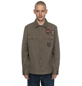 Jedburgh - Long Sleeve Overshirt for Men  EDYWT03164