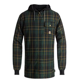 Backwoods - Technical Zip-Up Hoodie  EDYWT03199