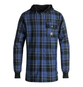 Backwoods - Technical Zip-Up Hoodie for Men  EDYWT03199