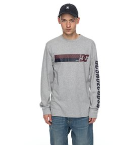 Disaster - Long Sleeve T-Shirt  EDYZT03702