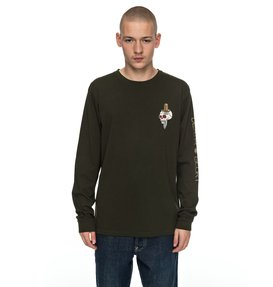 Death & Glory - Long Sleeve T-Shirt  EDYZT03714