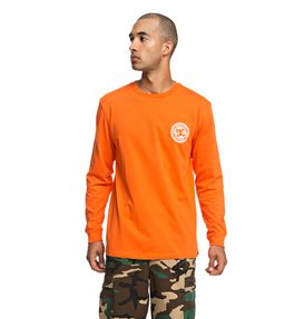 Splitted - Long Sleeve T-Shirt  EDYZT03848