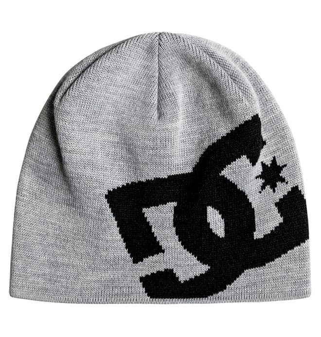 0 Big Star Beanie Black 102812 DC Shoes