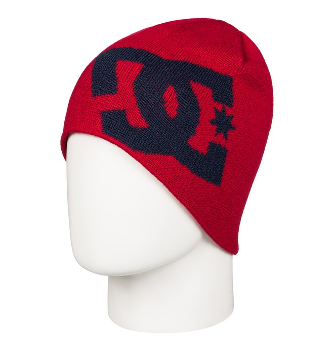 0 Big Star - Beanie Red 102812 DC Shoes