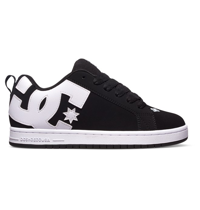 0 Court Graffik - Shoes for Men Black 300529 DC Shoes
